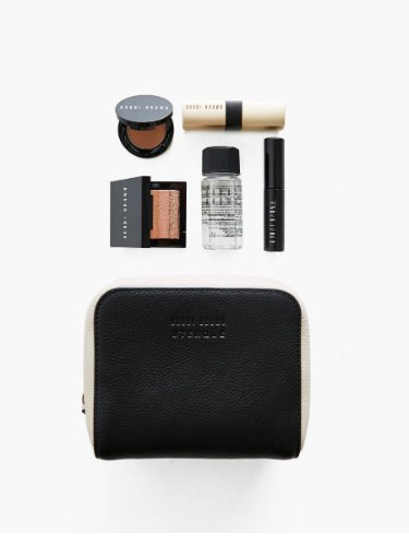 Uterqüe x Bobbi Brown