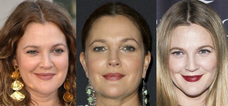 El look de ojos de la actriz es minimalista con un toque de definición