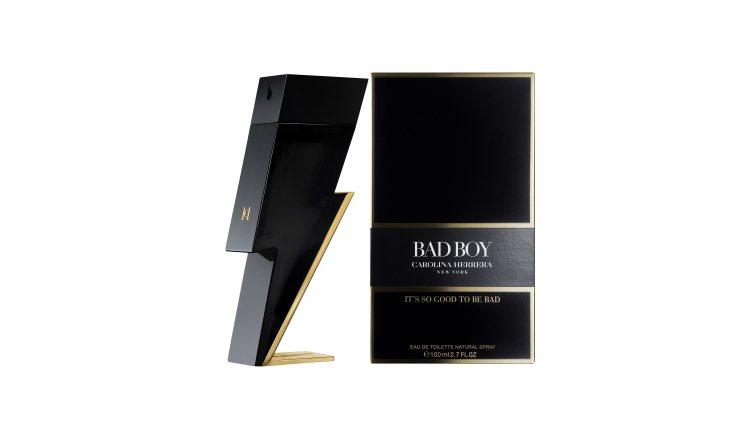 'Bad Boy', la nueva fragancia para hombre de Carolina Herrera