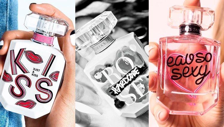 Nuevos perfumes de Victoria's Secret | Foto: Instagram Victoria's Secret