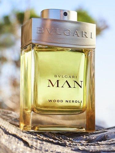 Nueva fragancia 'Bvlgari Man Wood Neroli' de Bvlgari