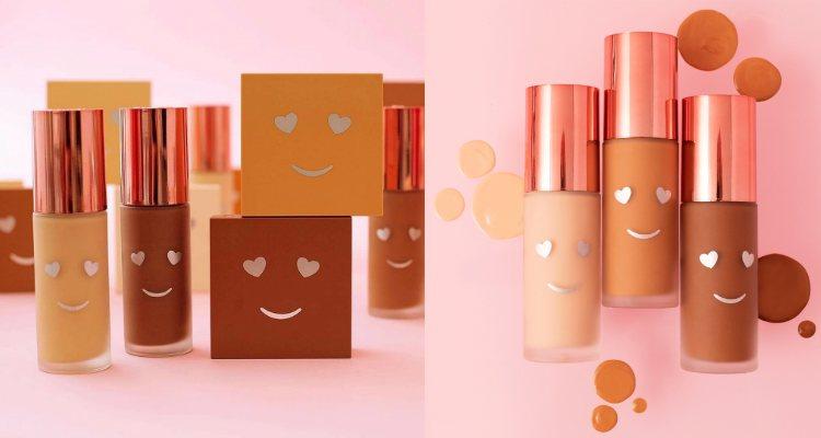'Brightening Foundation' y 'Velvet Powder' son los nuevos cosméticos de 'Hello Happy' de Benefit