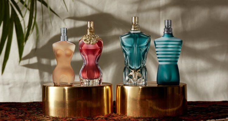 Jean Paul Gaultier reinventa 'Classique' y 'Le Male' con las ediciones especiales 'La Belle' y 'Le Beau'