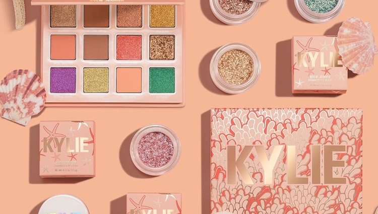Nueva colección de maquillaje 'Under The Sea' de Kylie Jenner