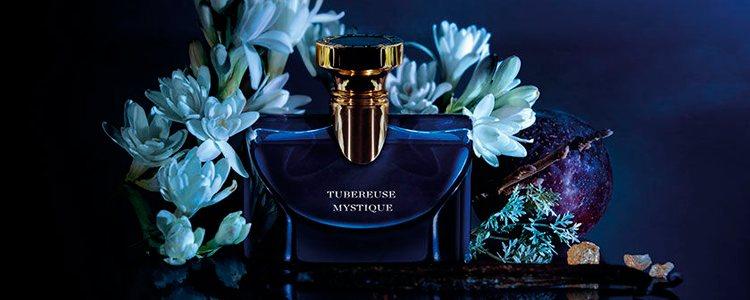 Nuevo perfume 'Splendia Tubereuse Mystique' de Bulgari | Foto: Bvlgari