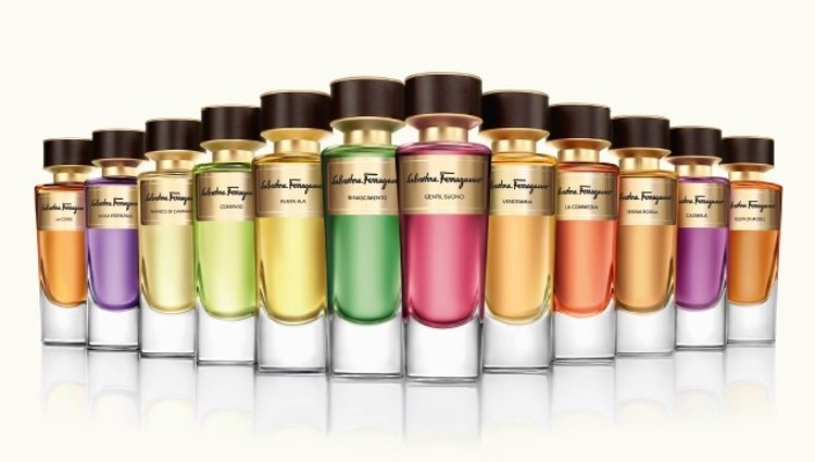 De la serie 'Tuscan Ferragamo', el perfume se eleva sobre notas que recuerdan a una suave brisa mediterránea