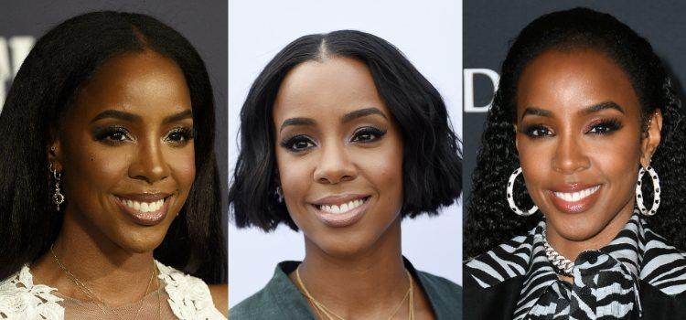 Kelly Rowland apuesta por unas cejas con personalidad