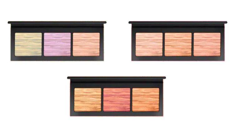 Las paletas iluminadoras de la colección 'Extra Dimension' de MAC