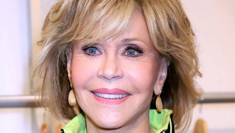 Jane Fonda, la icónica actriz y modelo, activista y gurú del ejercicio se ve espectacular a sus 81 años