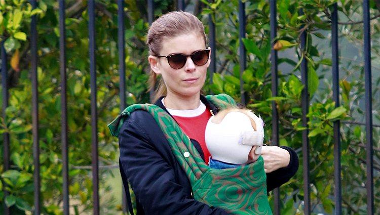 Kate Mara y su melena sin brillo