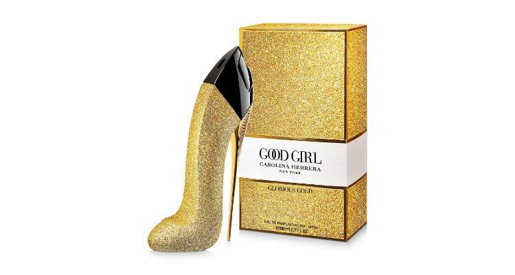 'Good Girl Glorious Gold', el nuevo perfume femenino de Carolina Herrera