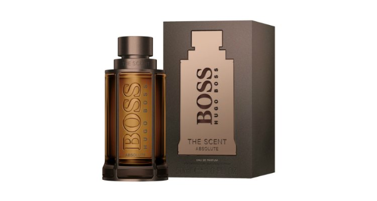 'Boss The Scent Absolute', la nueva fragancia masculina de Hugo Boss