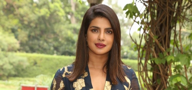 La belleza exótica de Priyanka Chopra