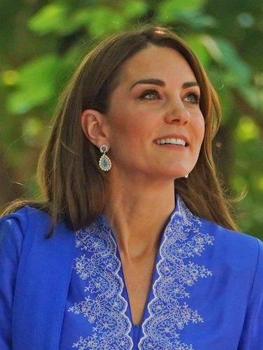 Kate Middleton demuestra que el maquillaje natural es su mejor aliado