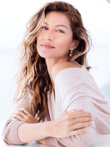 Gisele Bündchen para 'Capture Totale' de Dior