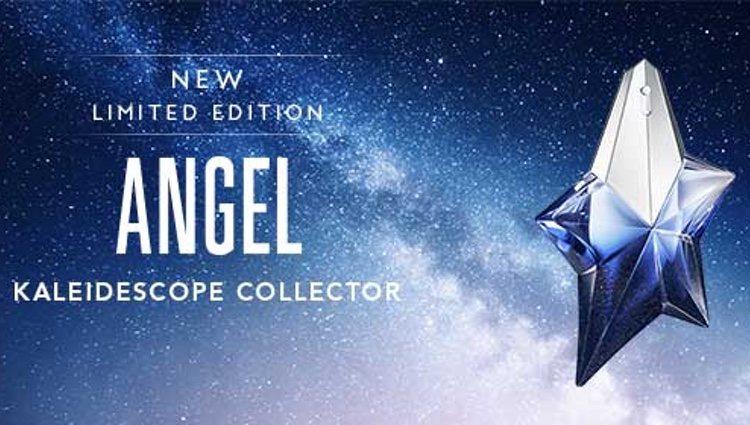Mugler lanza su perfume Angel Eau de Parfum de edición limitada