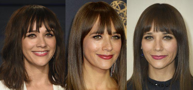 La actriz opta por un intenso look de ojos en negro