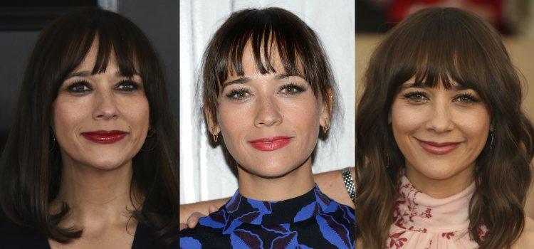 Los labios rojos son los favoritos de la actriz, luciendo la tendencia en diferentes tonalidades del color
