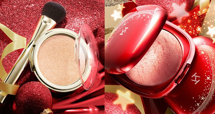 El iluminador y el colorete de la colección 'Magical Holiday' de Kiko