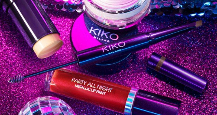 'Party All Night', la nueva colección de maquillaje de Kiko