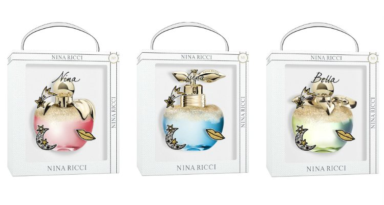 La edición navideña de 'Les Belles de Nina' de Nina Ricci