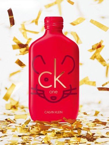 'Calvin Klein One' es el nuevo perfume de la firma en honor al Año Nuevo Chino