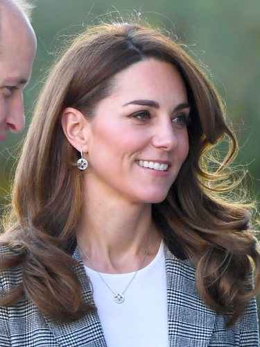 Kate Middleton, elegida belleza natural del mundo