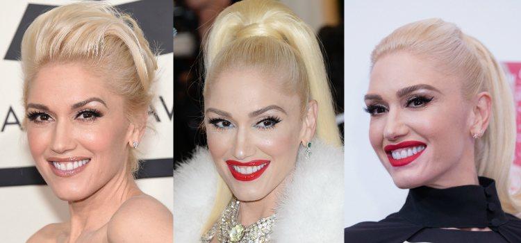 Gwen Stefani apuesta por unas cejas arqueadas que aportan mucha personalidad al rostro