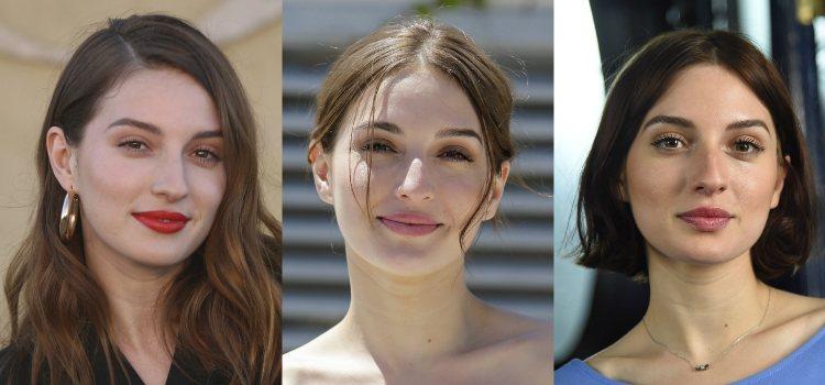 María Valverde opta por un maquillaje natural para los ojos con un toque de máscara de pestañas