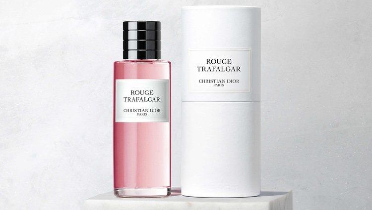 Nueva fragancia de Dior 'Rouge Trafalgar'