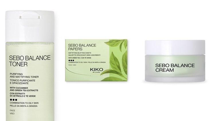 Gama 'Sebo Balance' de Kiko