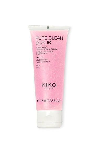 'Pure Clean Scrub' el nuevo exfoliante de Kiko