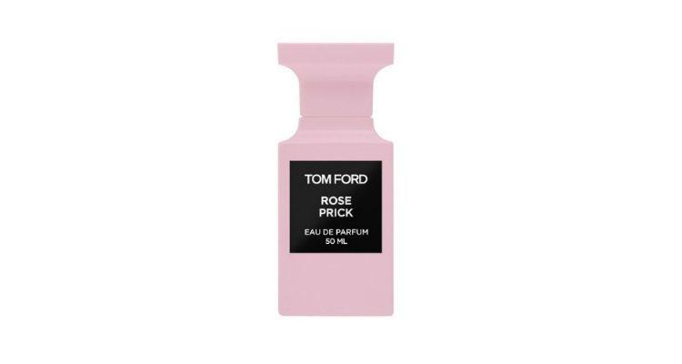 'Rose Prick', la nueva fragancia unisex de Tom Ford