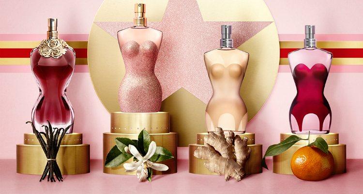 'Classique Pin Up', el nuevo perfume femenino de Jean Paul Gaultier