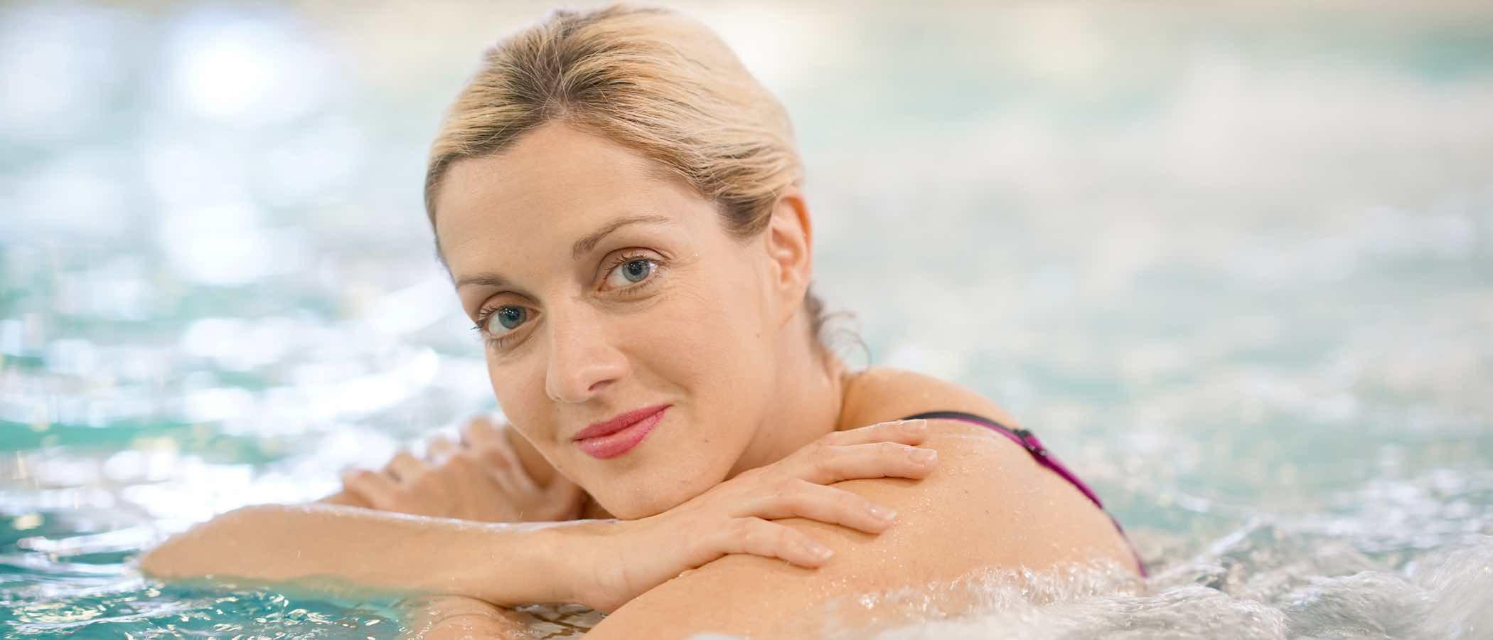 Retrasa el envejecimiento cutáneo con la talasoterapia