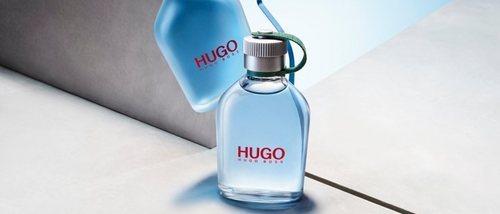 'Hugo Now', la nueva fragancia de Hugo Boss de edición limitada