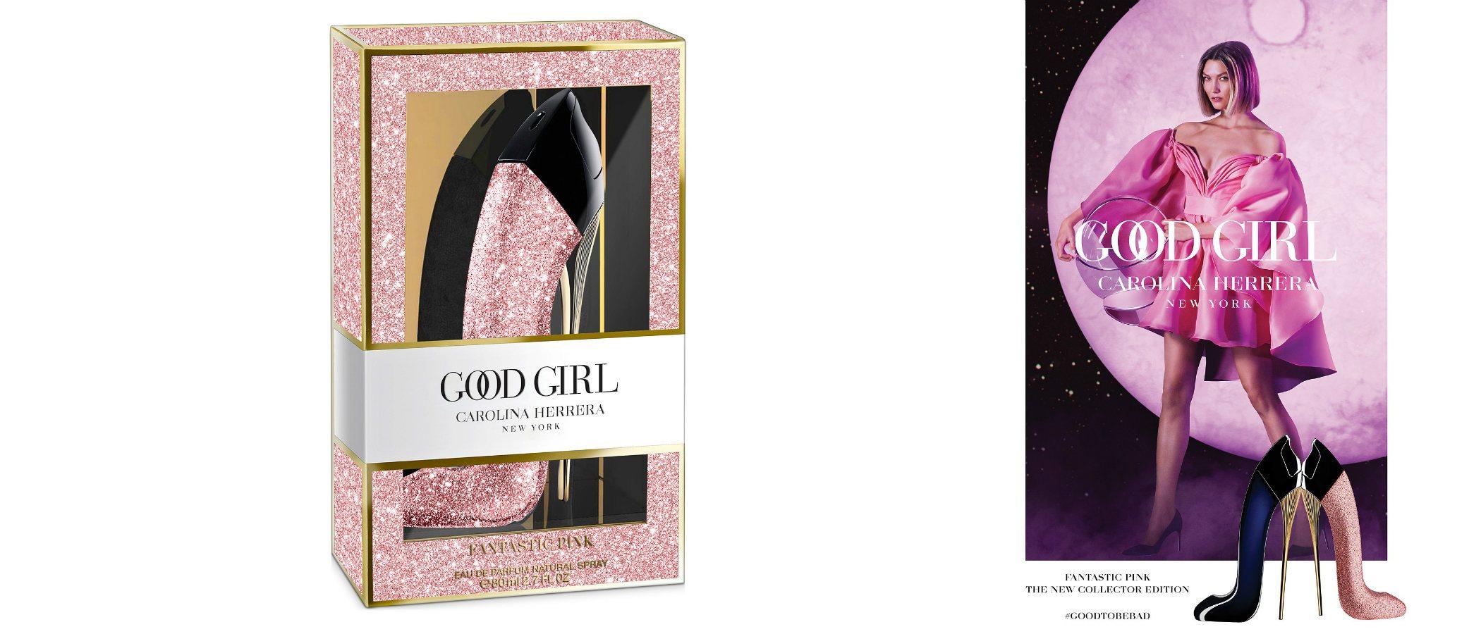 'Good Girl Fantastic Pink', la nueva edición coleccionista del perfume de Carolina Herrera