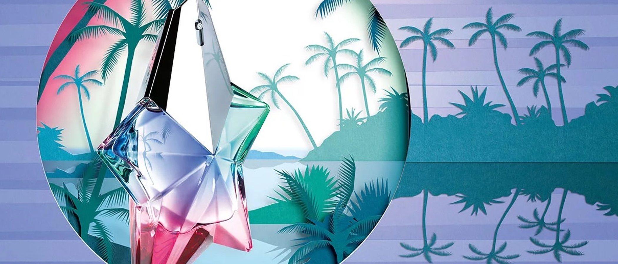 Mugler saluda al verano con su nueva fragancia 'Angel Eau Croisière 2020'