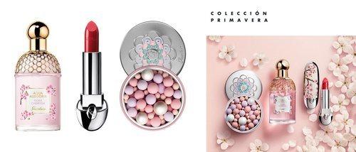 Guerlain se inspira en el cerezo japonés para la colección 'Cherry Blossom'