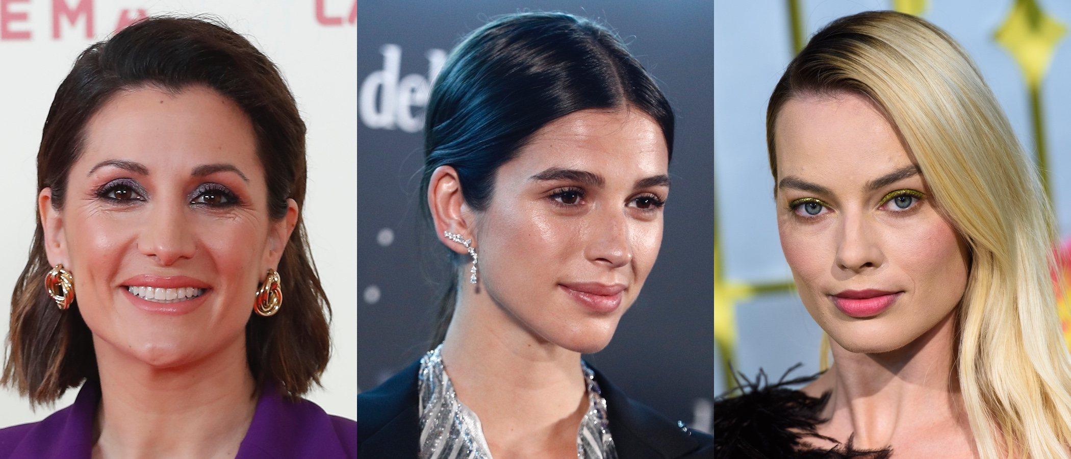 Nagore Robles, Sandra Gago y Margot Robbie lucen los mejores beauty looks de la semana