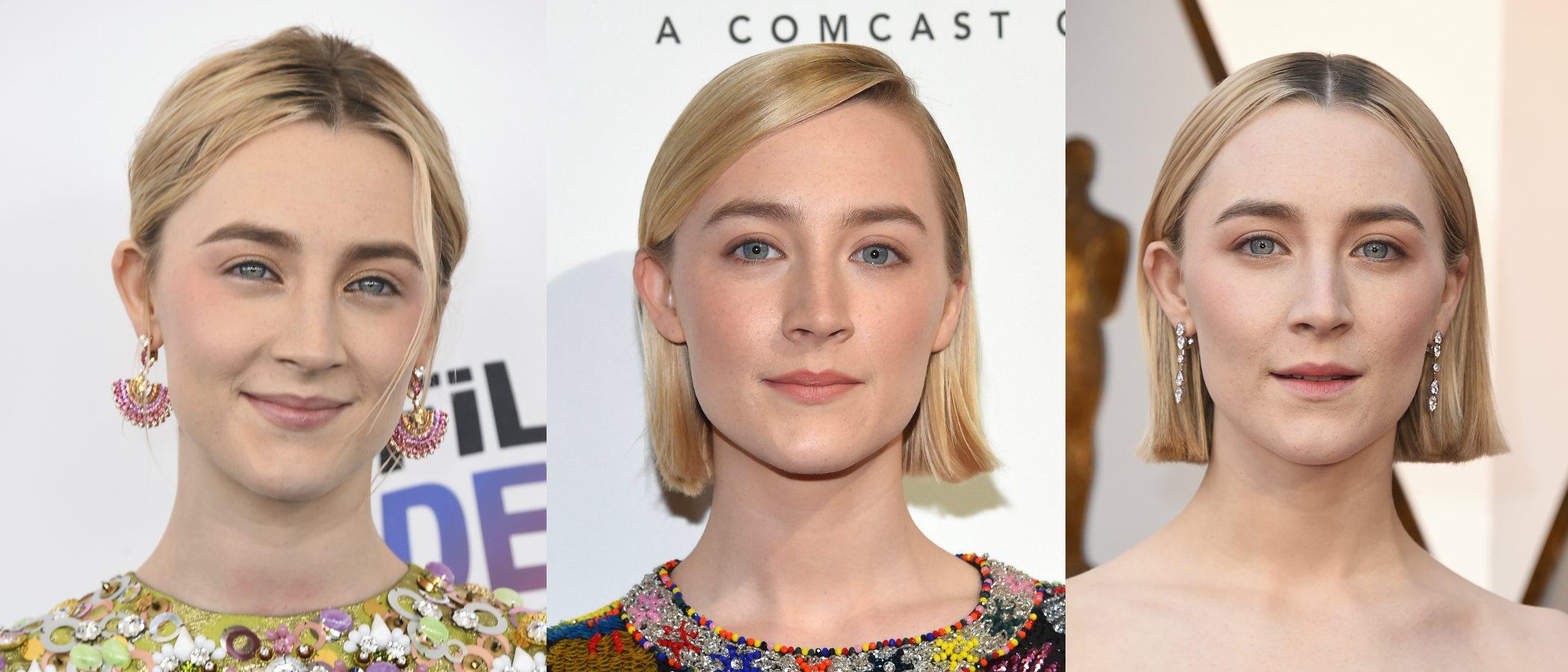 Maquíllate como Saoirse Ronan