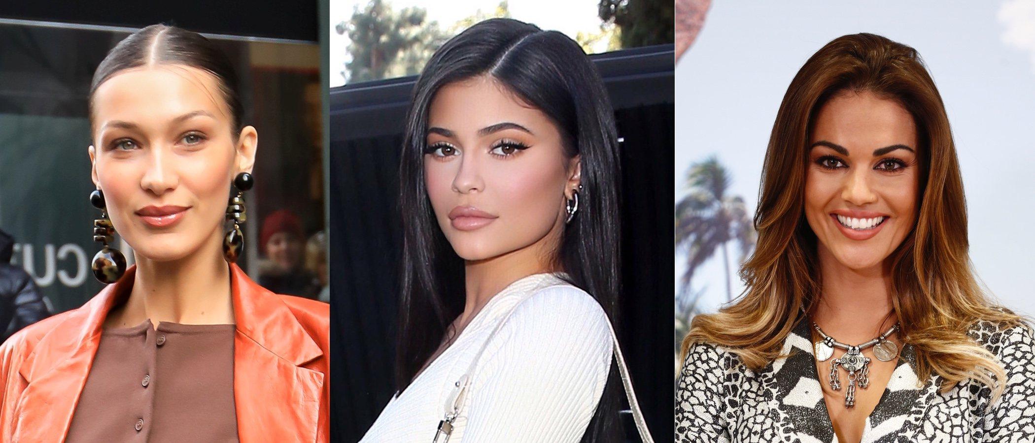 Kylie Jenner, Bella Hadid y Lara Álvarez entre los mejores beauty looks de la semana
