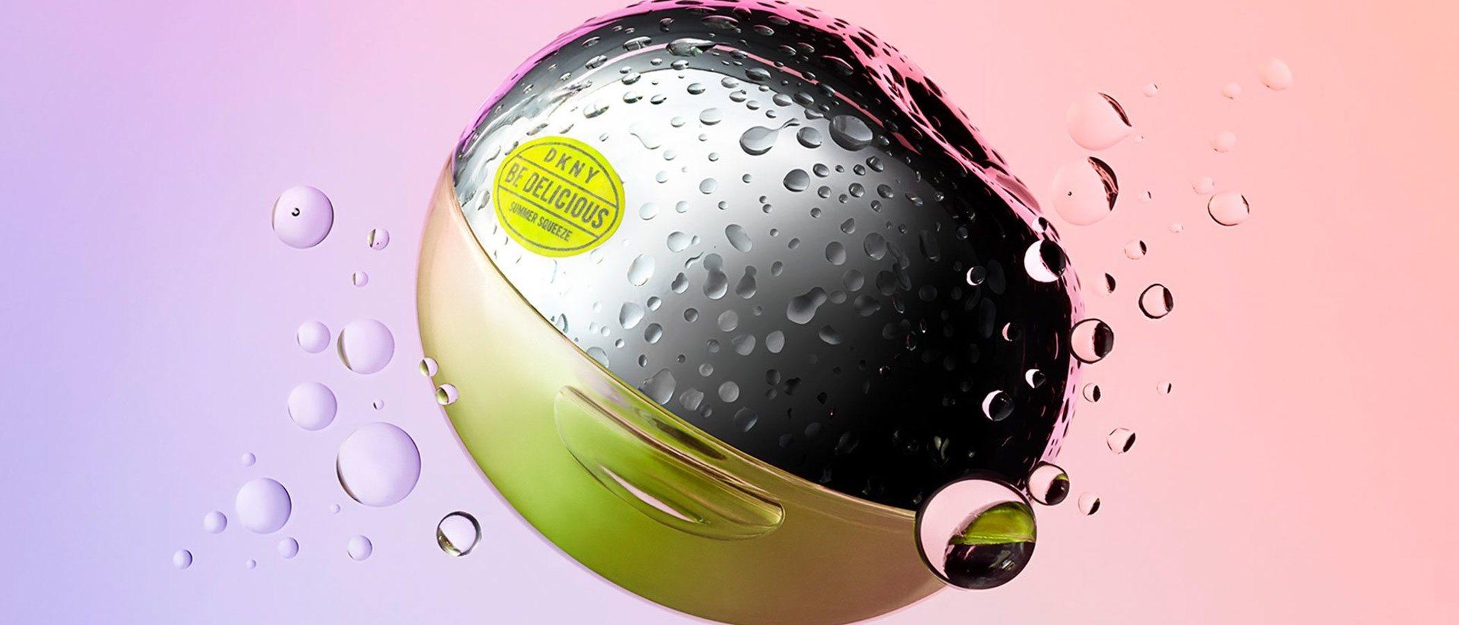 'Be Delicious Summer Squeeze', la fragancia de DKNY para verano de 2020