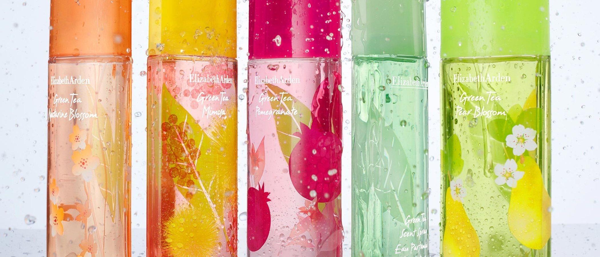 Elizabeth Arden lanza 'Pear Blossom', la nueva fragancia de la colección 'Green Tea'