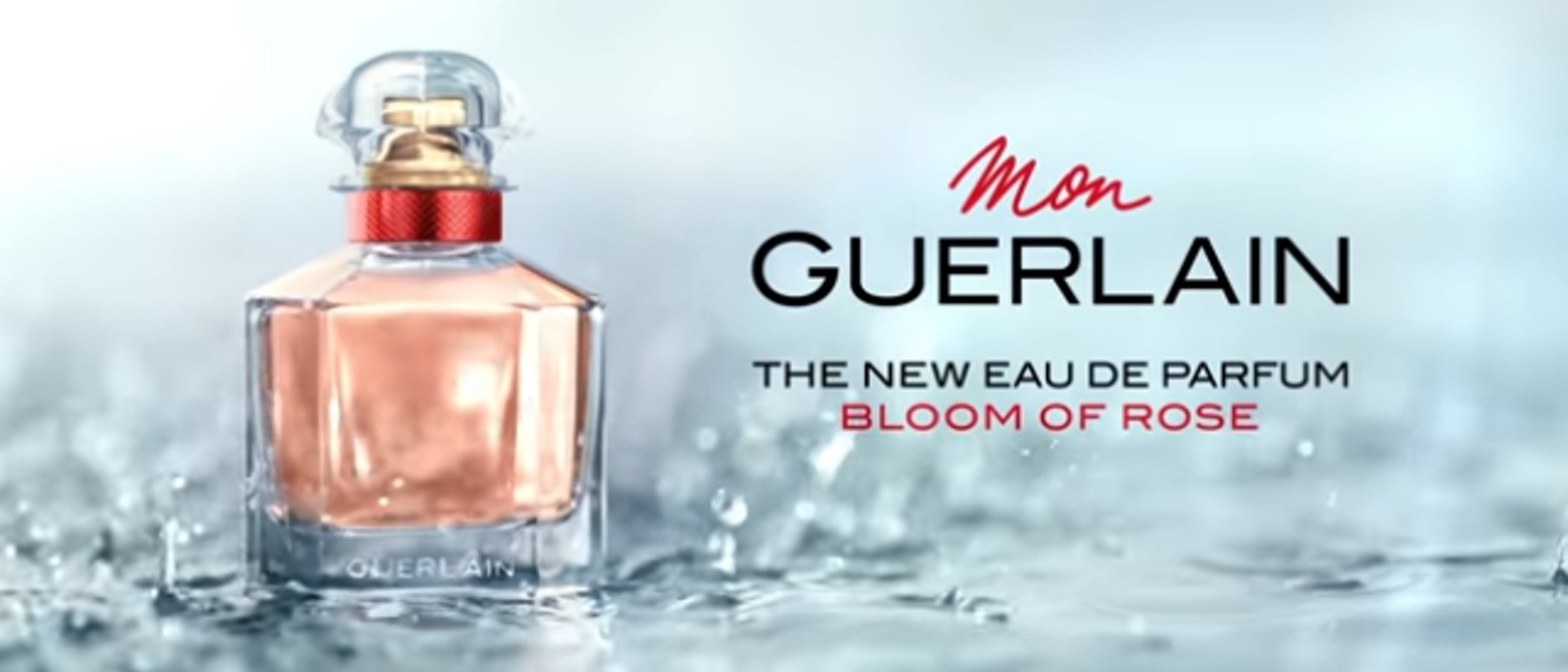 Angelina Jolie sigue siendo la musa de 'Bloom of Rose' de Guerlain