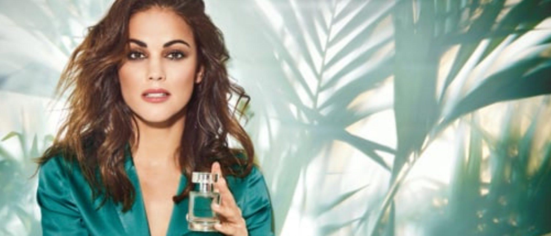Lara Álvarez presenta su propio perfume junto a Equivalenza: 'Wild Soul'