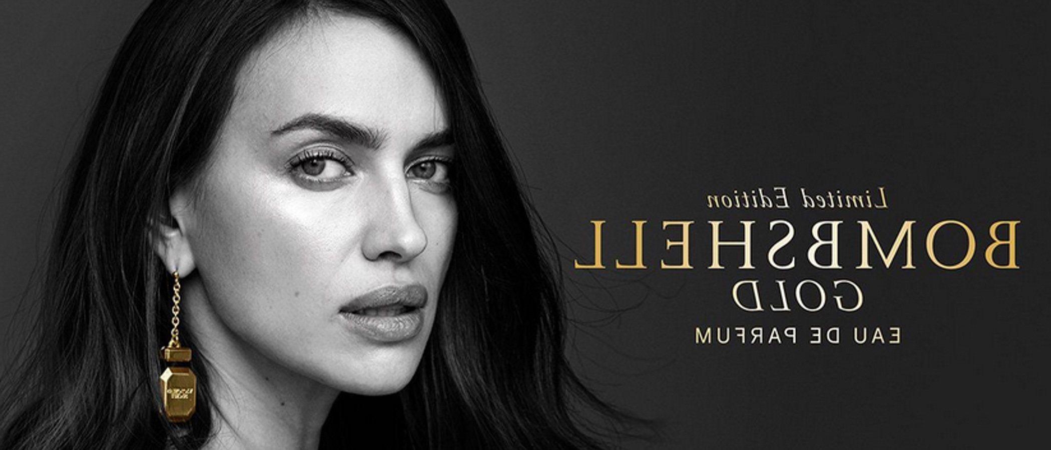 Victoria's Secret perfuma el otoño 2020 con Irina Shayk y 'Bombshell Gold'