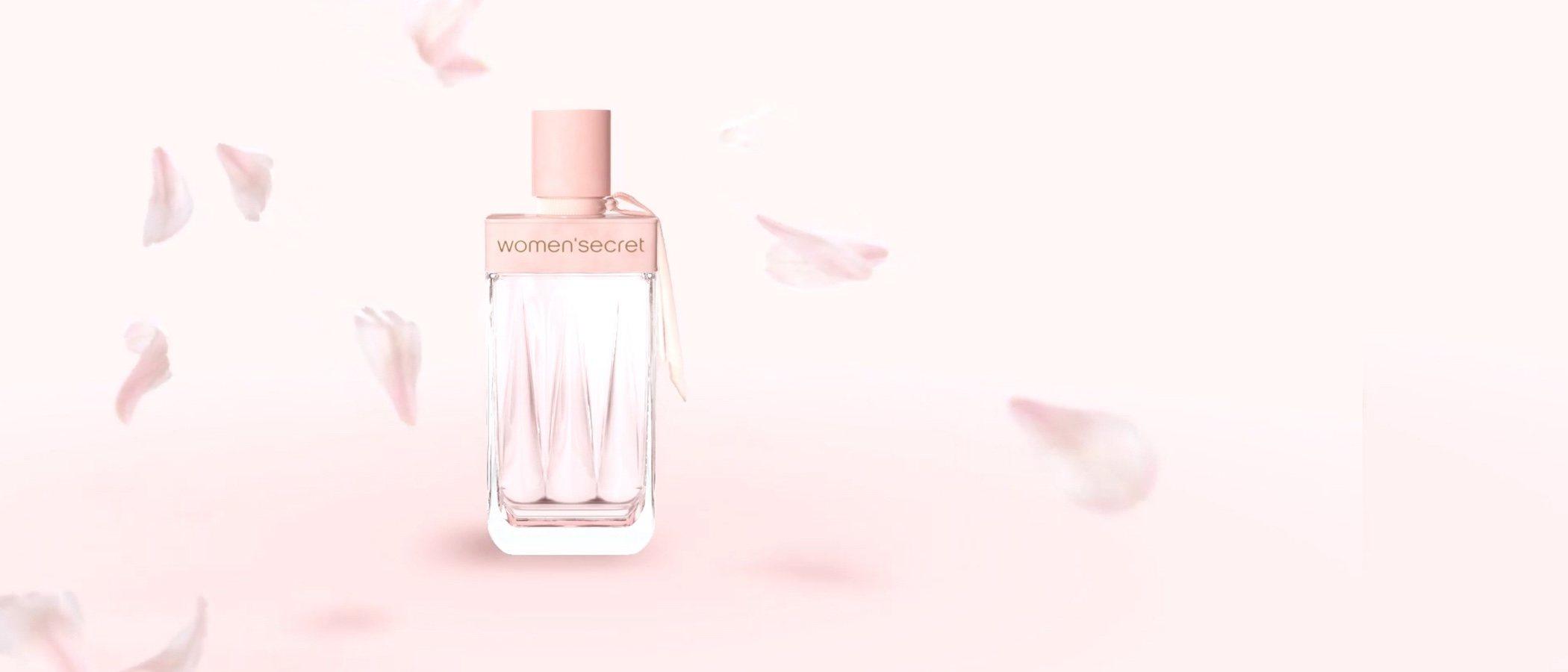 Así de dulce es 'Intimate', el nuevo perfume de Women'Secret