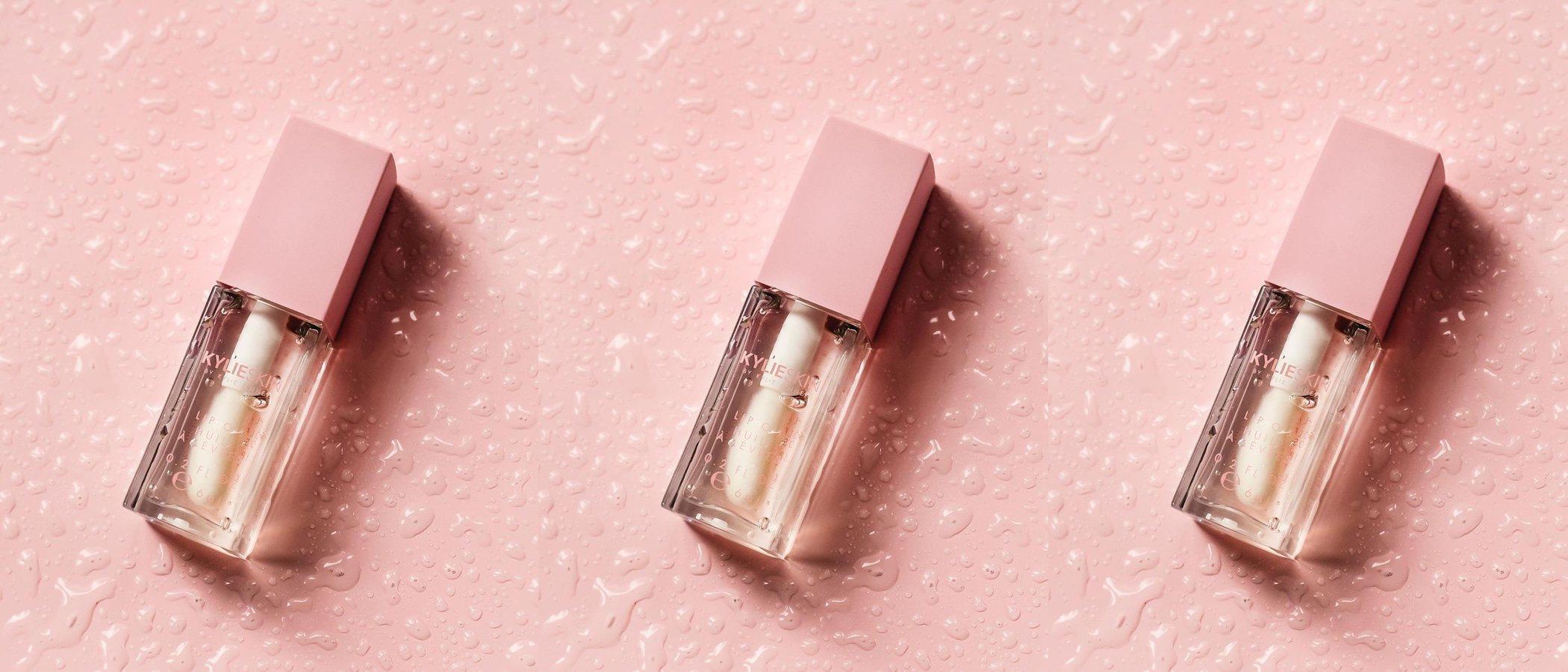 Kylie Jenner cuida tus labios este invierno con el lanzamiento de un aceite labial