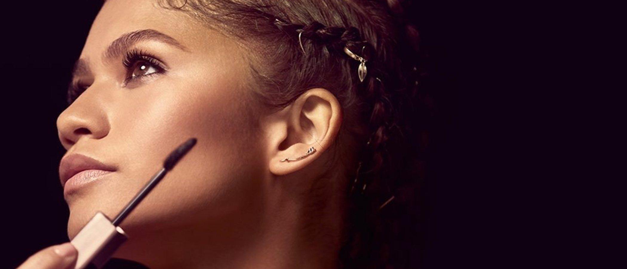 Lancôme lanza con su embajadora Zendaya su nueva máscara de pestañas 'Idôle'